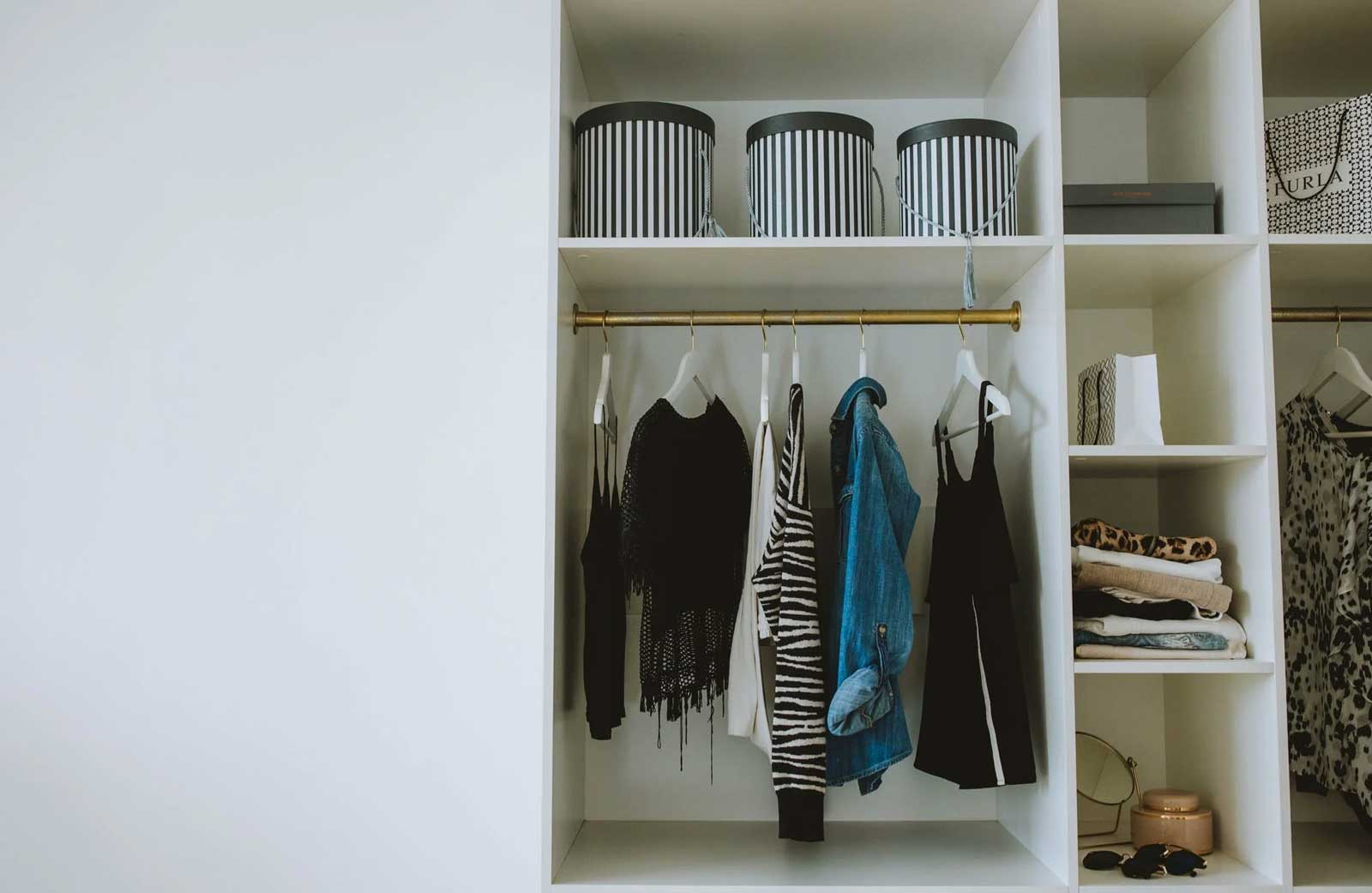 Practical Solutions for Storage Space Problems at Home