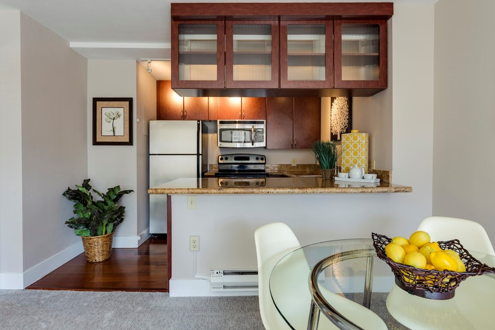 How to Maximise a Small Kitchen Area